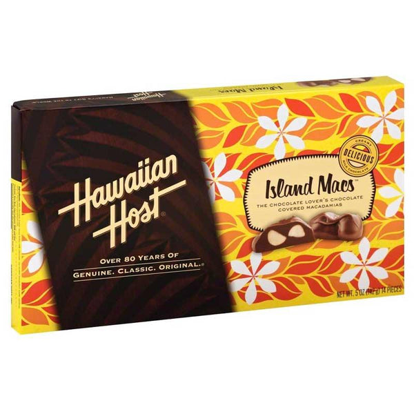 HAWAIIAN HOST ISLAND MACS 5 OZ