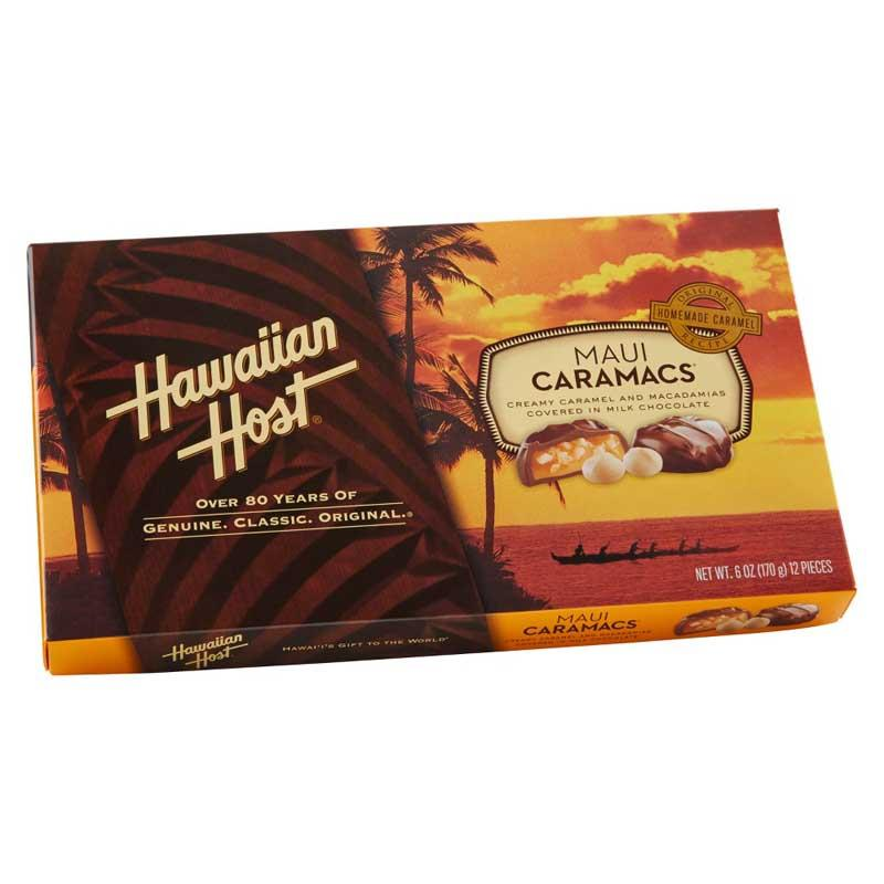 HAWAIIAN HOST MAUI CARAMACS 6 OZ