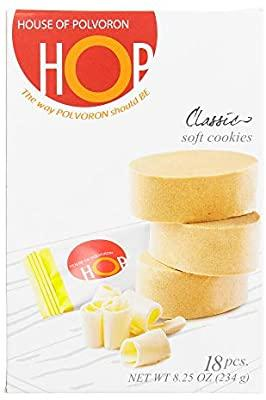 House of Polvoron - Classic 18pc 8.25oz