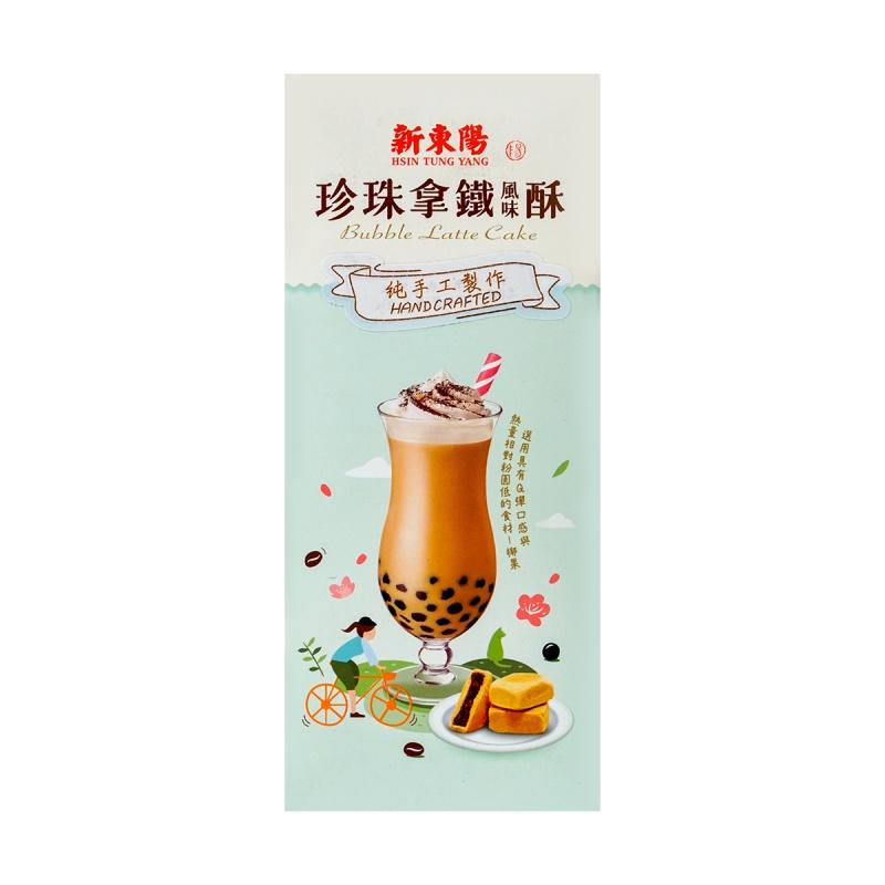 Hsin Tung Yang Bubble Latte Cake 10 pcs 8.8oz