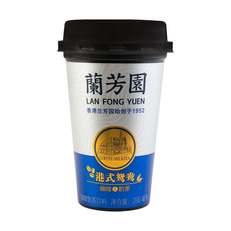 Lan Fong Yuen Coffee x Milk Tea 280ml