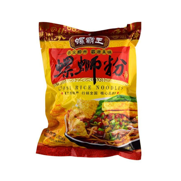 Luo Ba Wang Luosi Rice Noodles 9.85oz