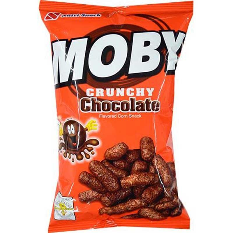 MOBY CRUNCHY CHOCOLATE 60 G