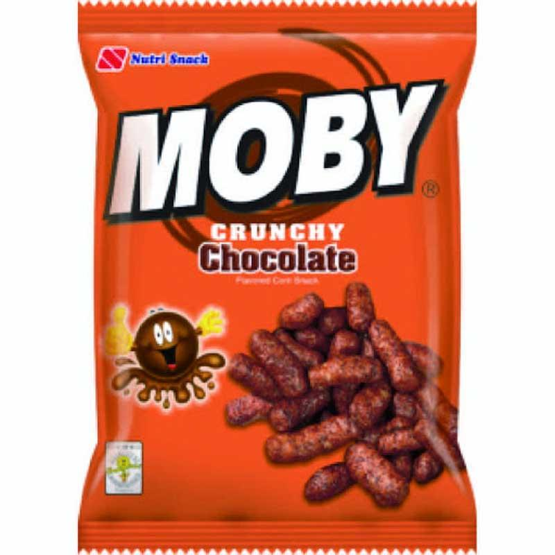 MOBY CRUNCHY CHOCOLATE 90 G