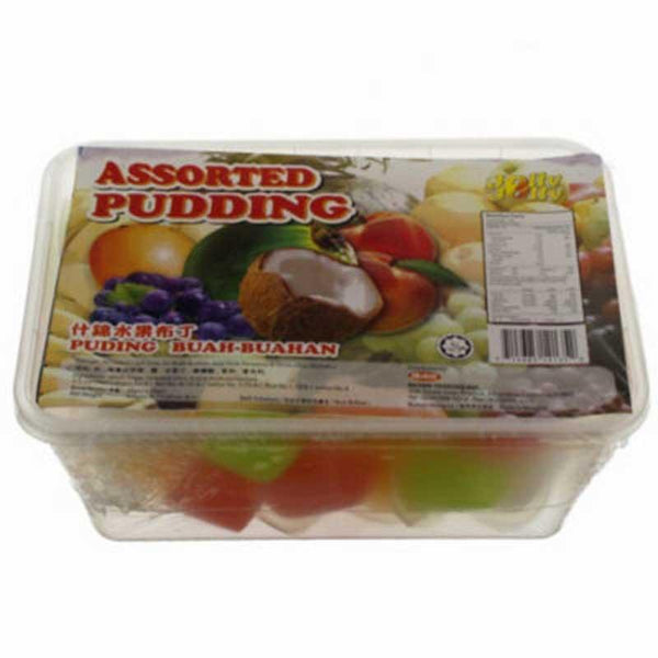 MTH ASSORTED PUDDING 6/3.5 OZ