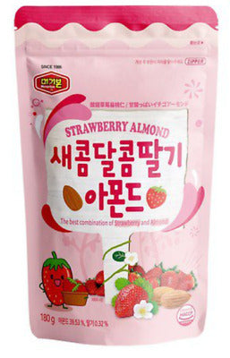 Murgerbon Strawberry Almond 180g