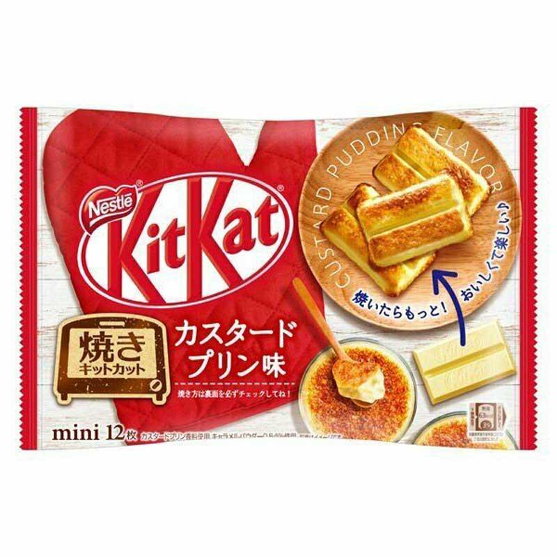 NESTLE KITKAT MINI CARAMEL PUDDING 5.3 OZ