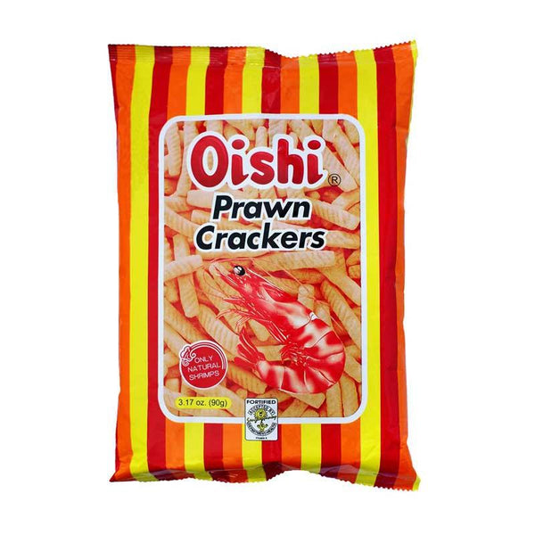 OISHI PRAWN CRACKERS (L) 100 G