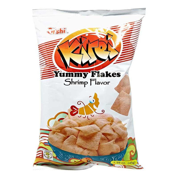 OISHI YUMMY FLAKES (S) 1.59 OZ