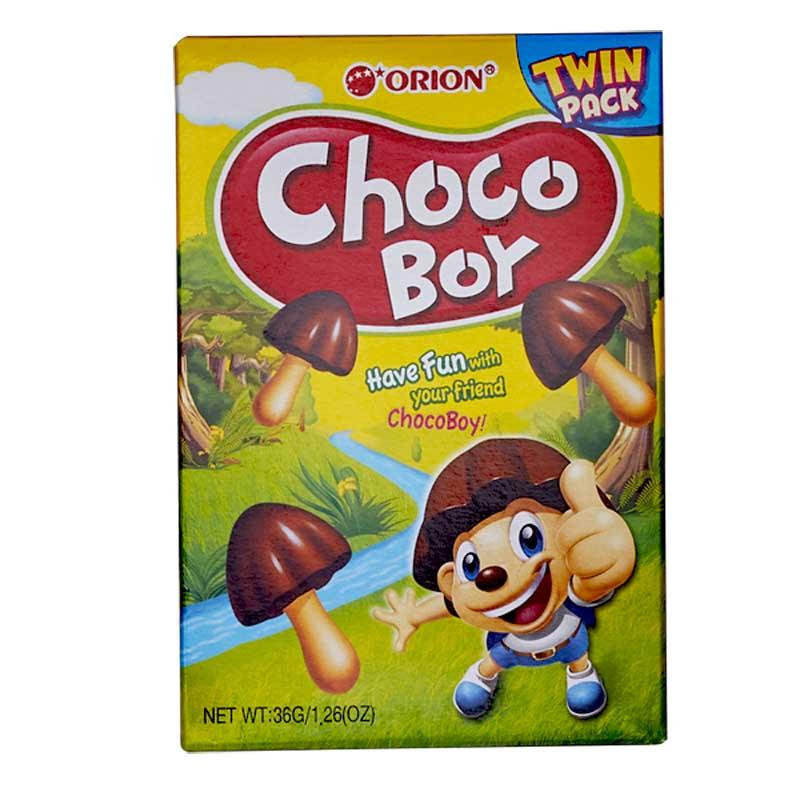 ORION CHOCO BOY BISCUIT 36 G