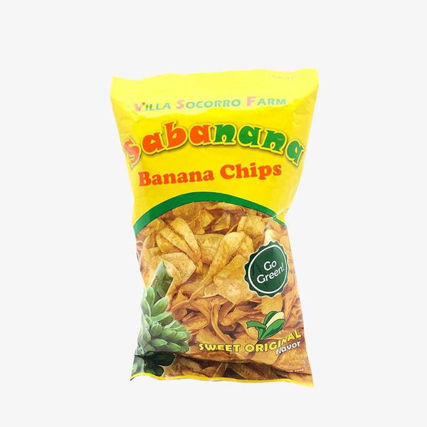SABANANA CHIPS 100 G