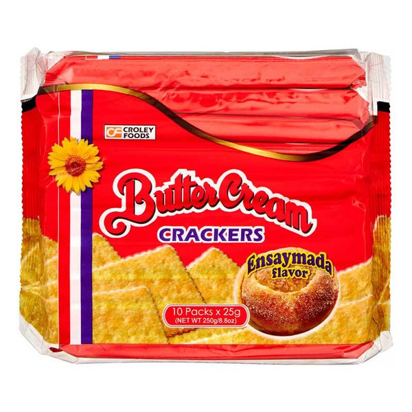 SUNFLOWER BUTTER ENSAYMADA 250 G