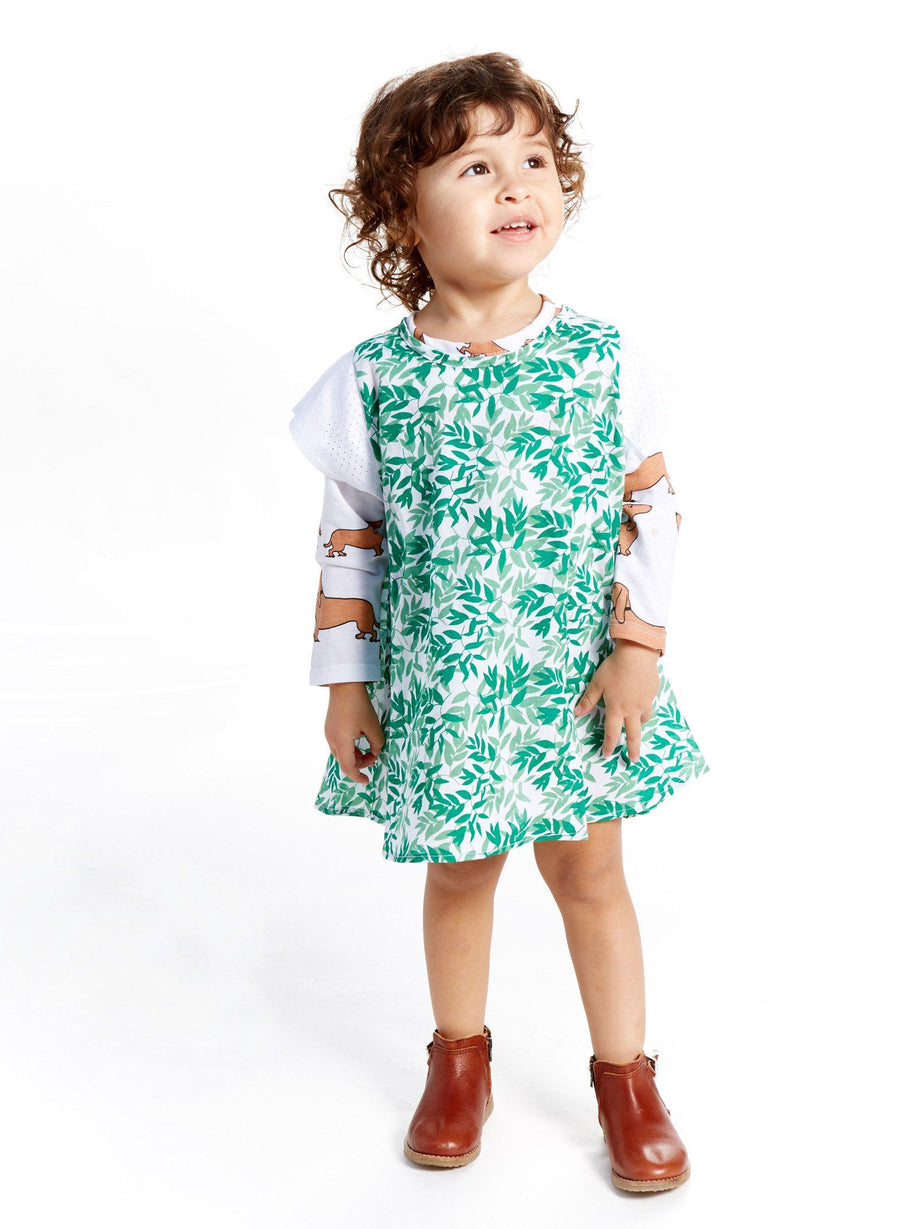 MINI AUM tot doll dress