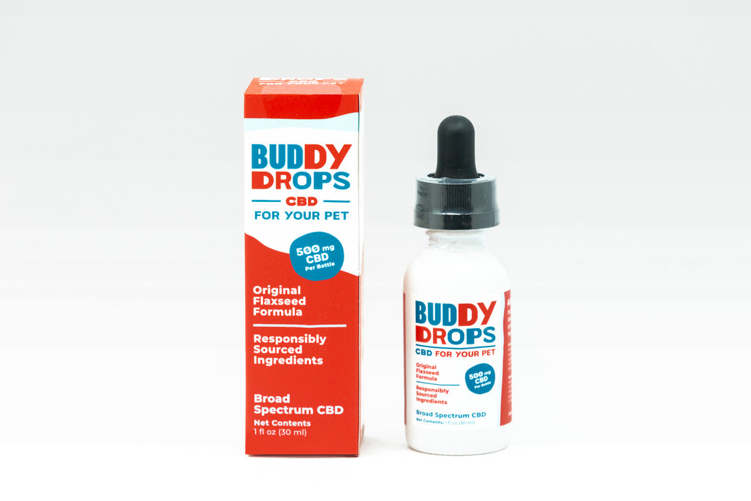 Buddy Drops Monthly Subscription