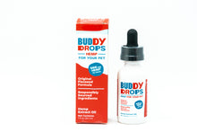Load image into Gallery viewer, Buddy Organic Hemp Drops