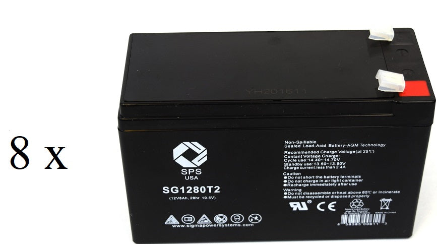 APC SmartUPS SUA750XL 12V 9Ah UPS Battery This is an AJC Brand Replacement