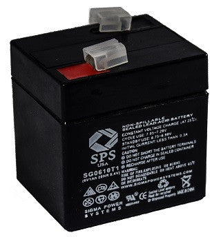GS Battery PE6V2 replacement battery