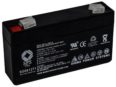 Star Trac 5100 PRO STEPPER battery
