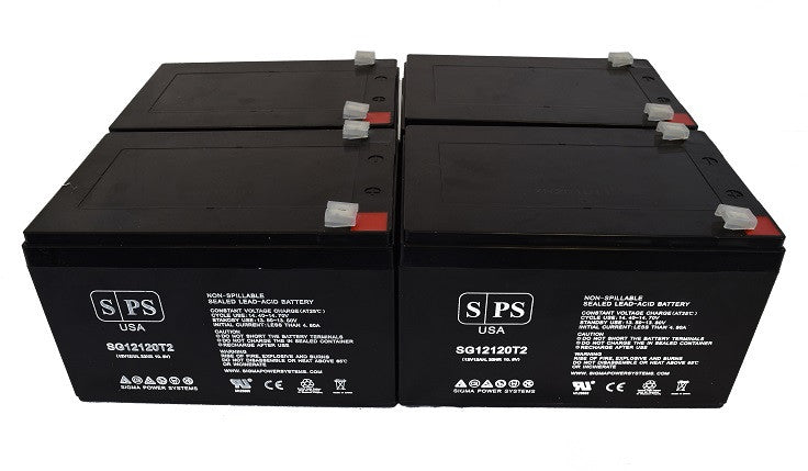 Sola S4K2U2000 UPS Battery Set | Sigma Batteries