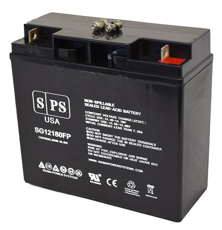 Sola SPS1200A UPS Battery   Sigma Batteries