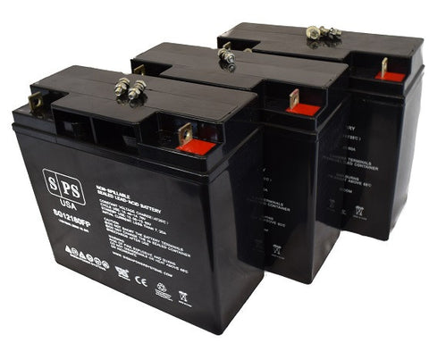 Alpha Technologies as1000  UPS Battery set