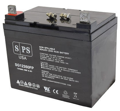 Alpha Technologies cfr 4000 UPS Battery set
