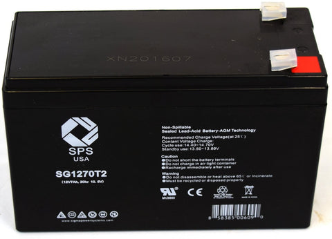APC BACK-UPS RS BR800BLK Battery set