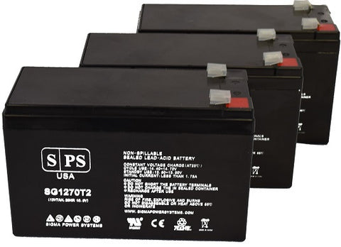 Alpha Technologies Pinnacle Plus 1500RM UPS Battery Set