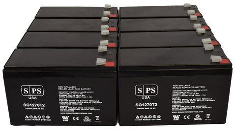 APC Smart UPS 3000VA USB RM DLA3000RMT2U UPS Battery set