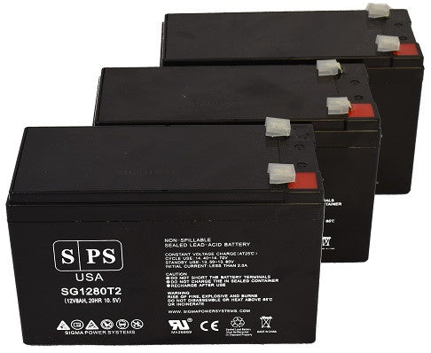 SPS Brand 12V 2.3Ah Camcorder Replacement Battery for Technika CX711 Video Camera