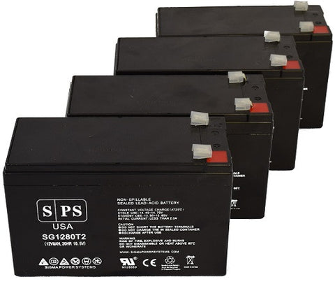 Alpha Tech Nexsys 900E Battery - 14% more capacity