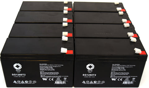 Alpha Technologies ALI Plus BP 1500-2200-08 Multi Mount battery set SPSUSA brand