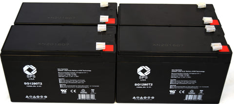 Alpha Tech ALI Elite 3000T UPS Battery - 28% more capacity