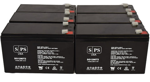 Alpha Tech Pinnacle Plus 2000T UPS Battery - 28% more capacity - Sigma Batteries