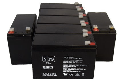 Minuteman MM1000 CP 1 UPS Battery - 28% more capacity - Sigma Batteries