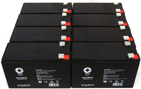 PowerWare PW9120-3000VA battery set - 28% more capacity