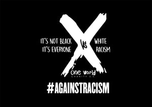 #againstracism