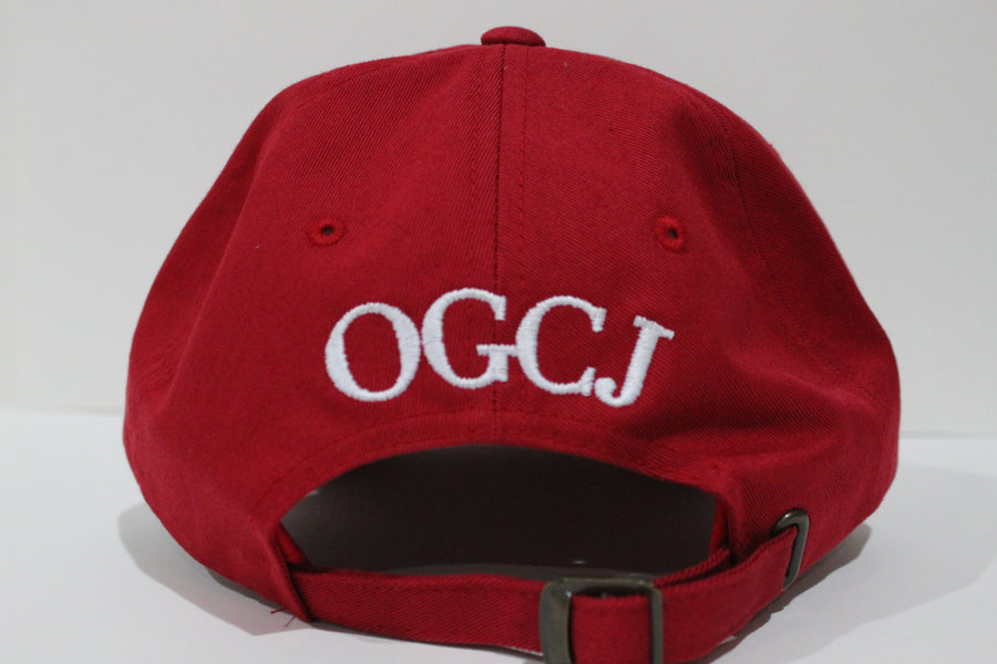 Only God Can Judge Hat - Red