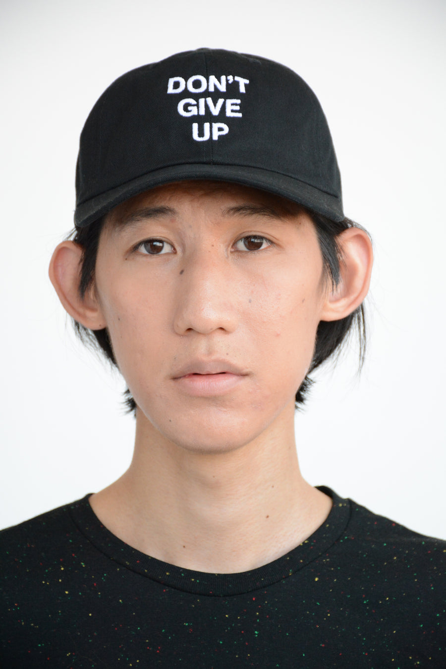 DON'T GIVE UP Dad Hat