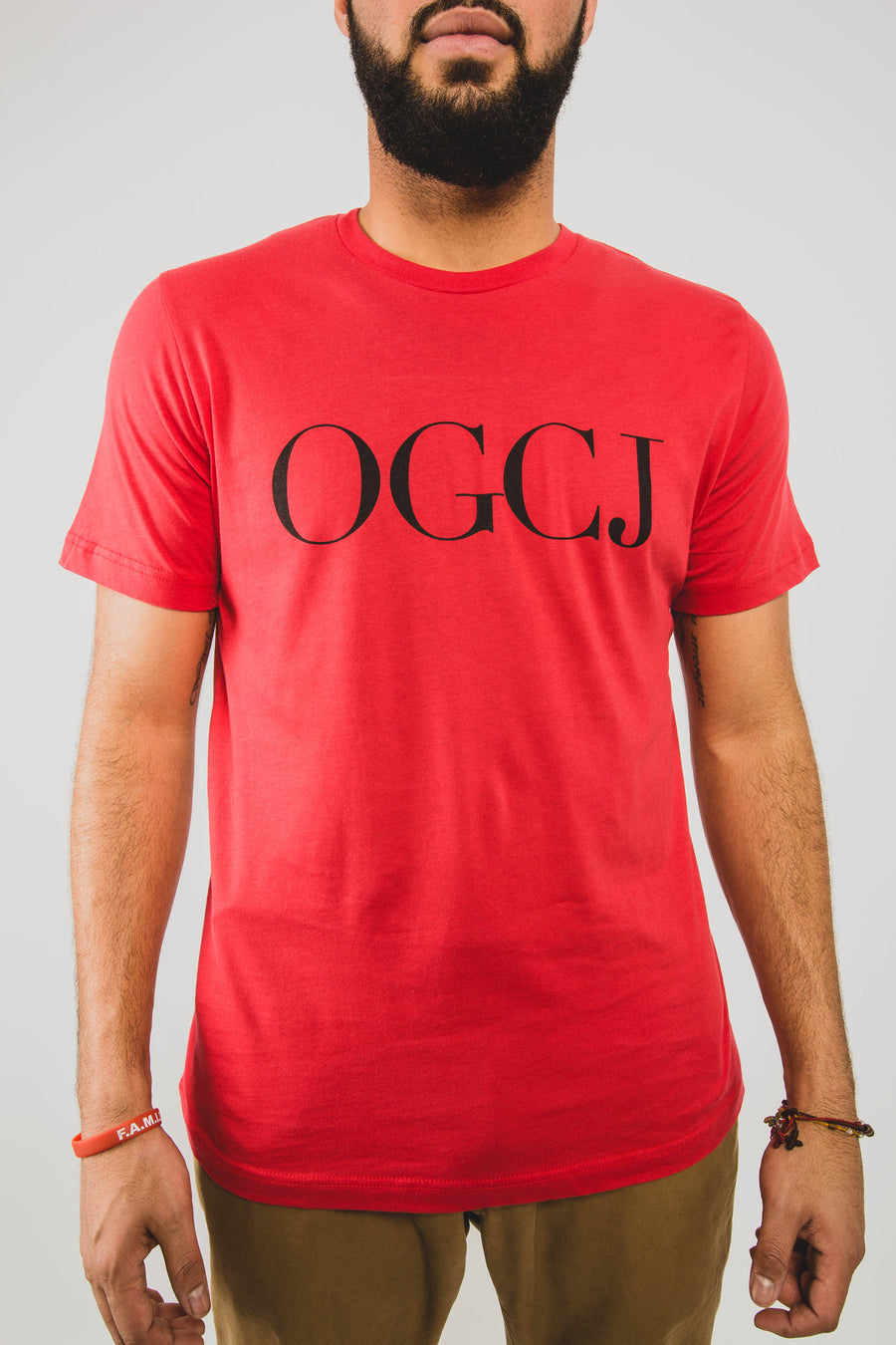 Classic OGCJ Tee - Red