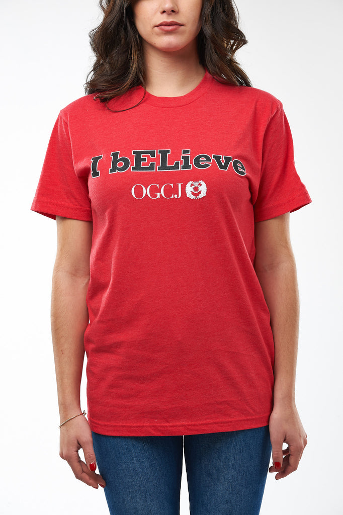 Limited Edition Eric LeGrand I bELieve Tee