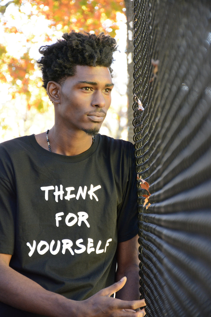 Think for Yourself Extended Tee*
