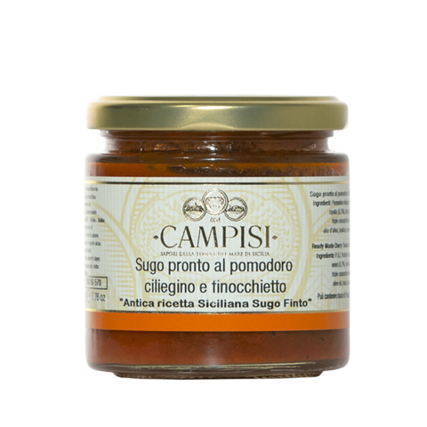 Campisi Cherry Tomato Sauce with Fennel