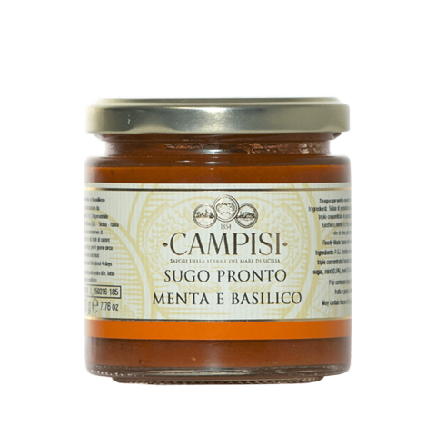 Campisi Tomato Sauce with Mint and Basil