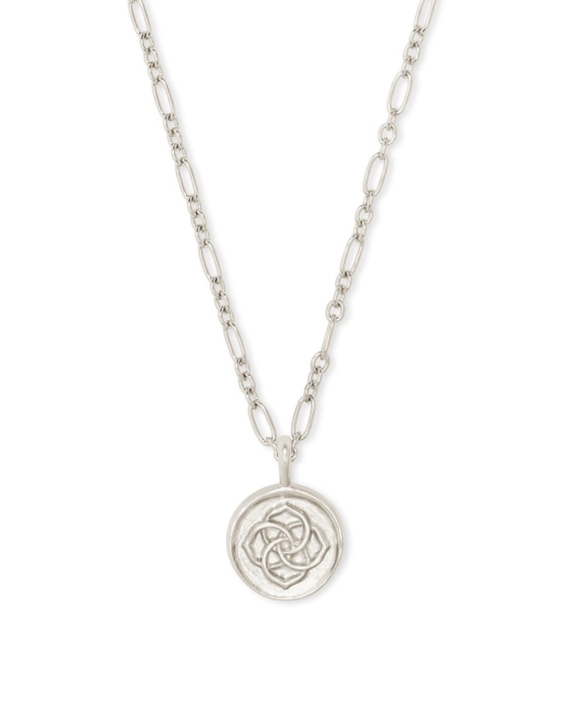 Kendra Scott Dira Coin Pendant Necklace