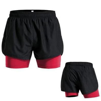 XISHA 2 IN 1 SHORTS