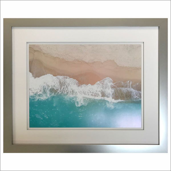 Aerial Beach - Object Framers, Object Framers - Picture Framer Perth