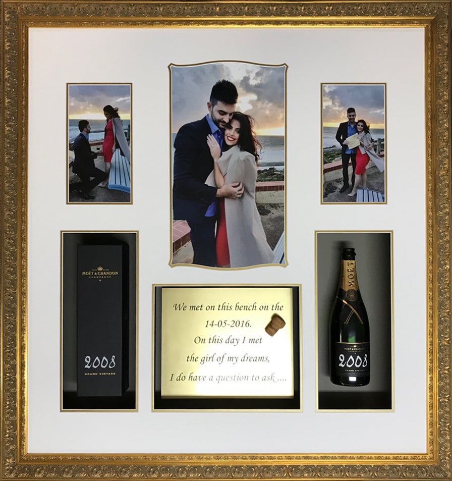 Wedding Memories - Object Framers, Object Framers - Picture Framer Perth