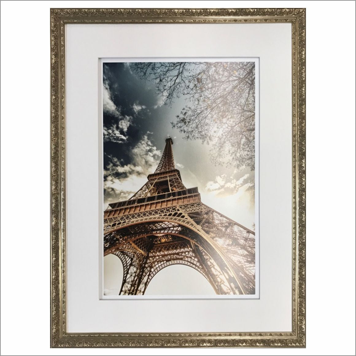 Buy paris eiffel tower at object framers perth for only 29500 paris eiffel tower object framers object framers picture framer perth jeuxipadfo Images