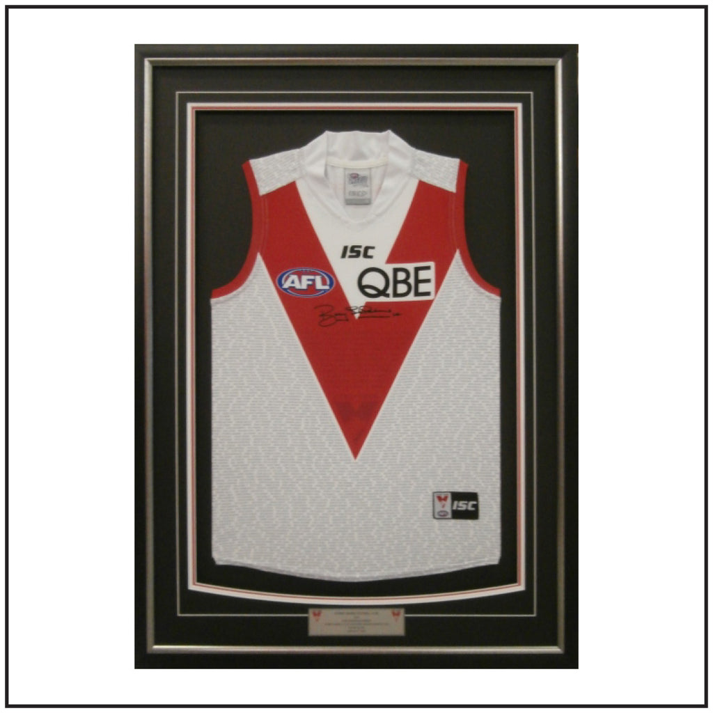 JUMPER FRAMING - DELUXE LAYOUT - Object Framers, Object Framers - Picture Framer Perth